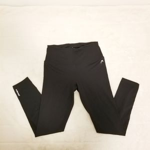 Pants - HEAD High Waisted Black Leggings Size M